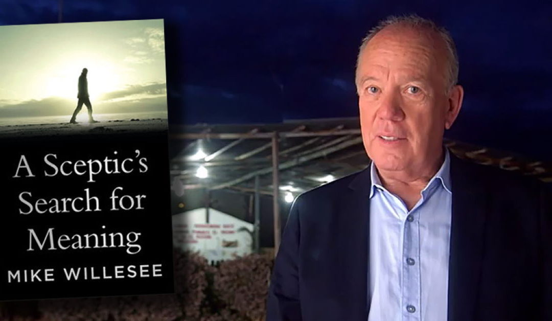 Before He Died, Mike Willesee Revealed a Deep Spiritual Search