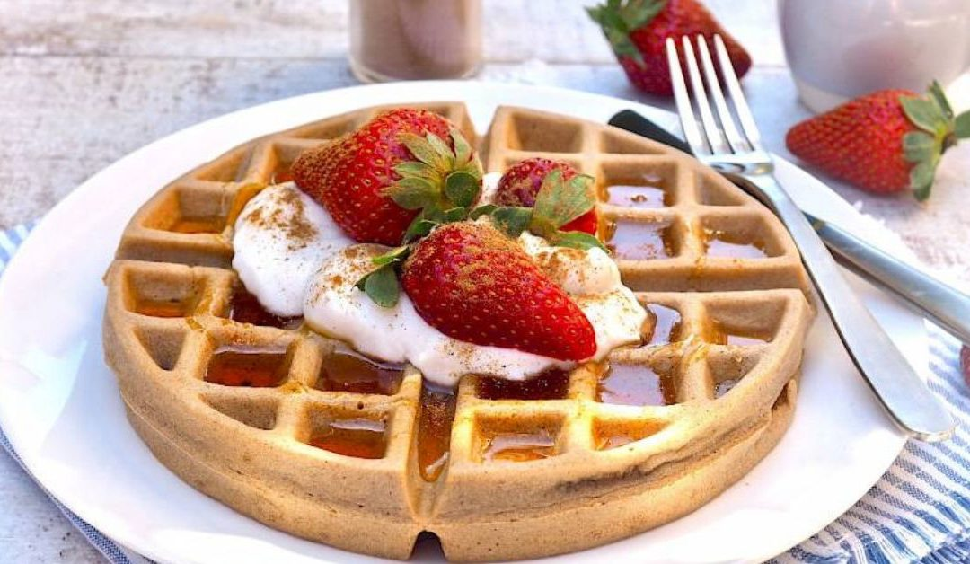 Tasty Gluten, Grain and Nut-Free Waffles