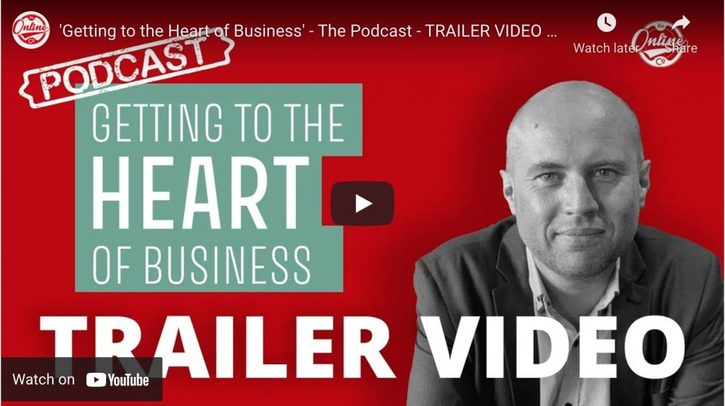 getting to the heart of business trailer