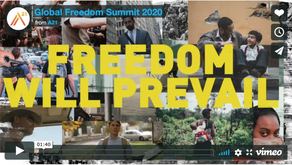 global freedom summit promo video