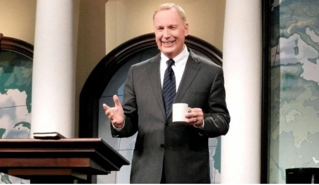 You Are Made For and Needed in This Moment, Says Author Max Lucado