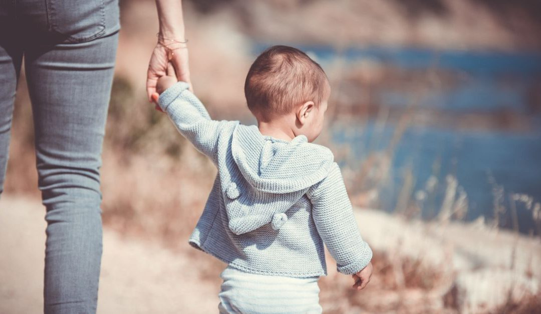 To the Mum Who Thought She'd Be Better at Mothering