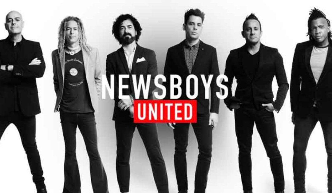 The Artist Spotlight With Newsboys