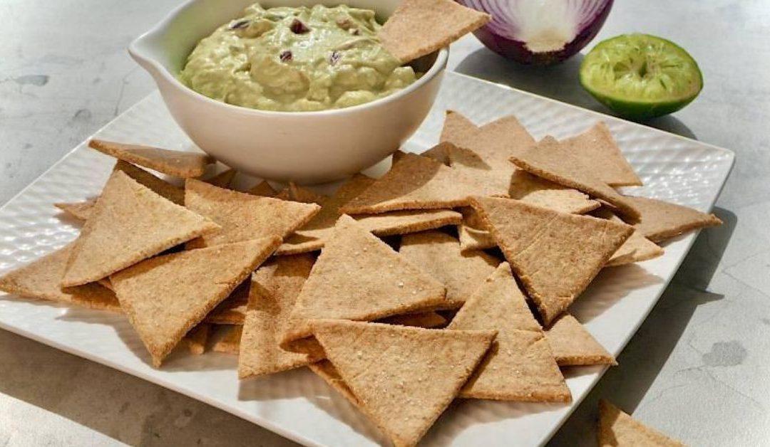"Paleo ""Corn"" Chips"