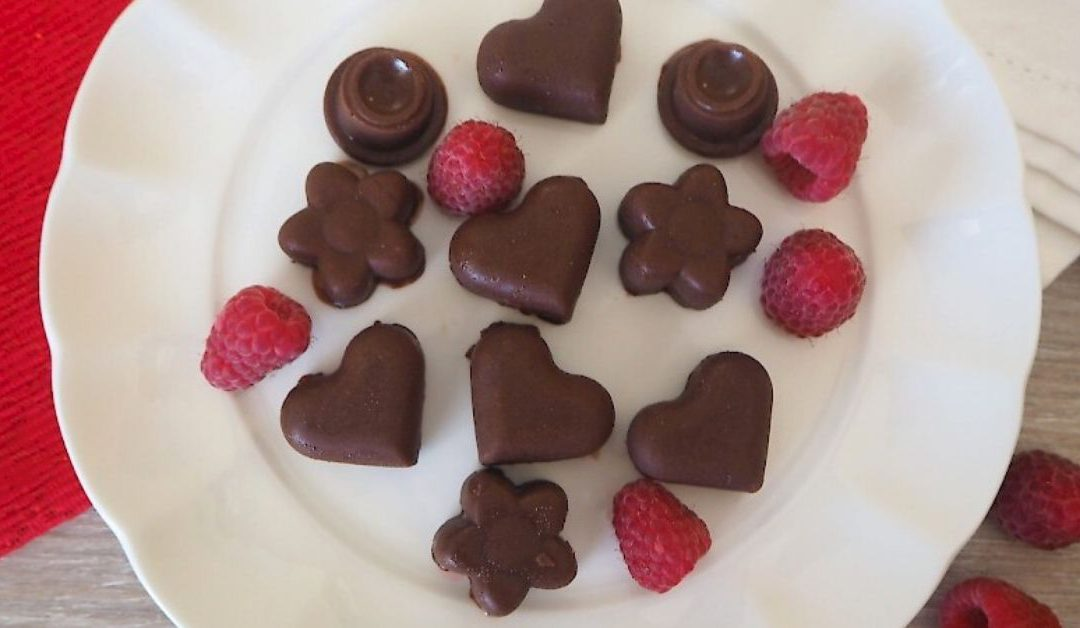 Chocolate Covered Raspberries