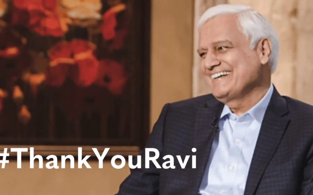 Ravi Zacharias tributes flow in response to terminal cancer diagnosis