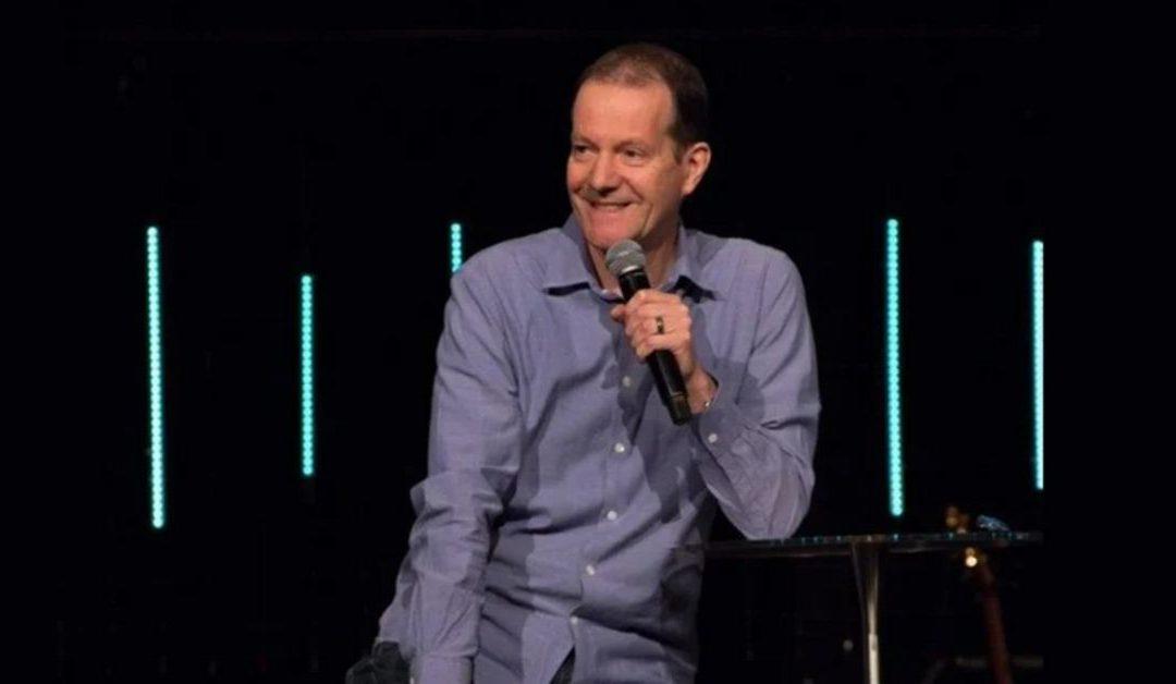 Hillsong's Robert Fergusson on How to Let God Speak Through Your Life Story