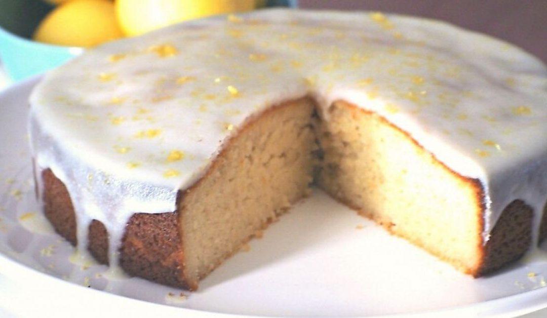 Almond and Lemon Cake Recipe