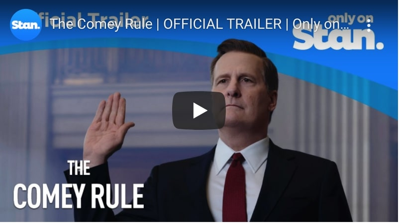 the comey rule official trailer