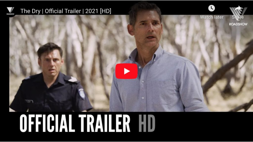 the dry official trailer 2021