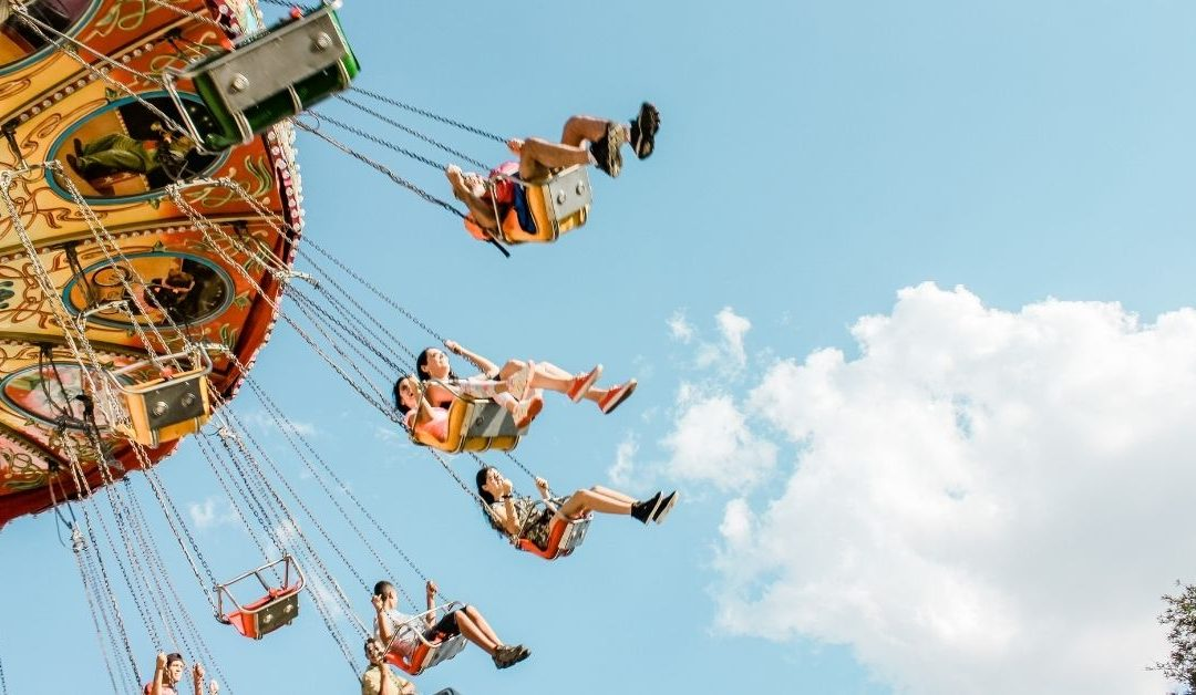 Getting Off The Merri-Go-Round Of Your Thoughts